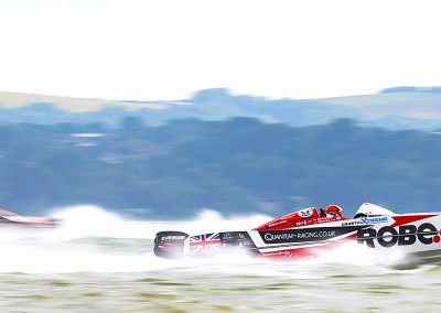 Robe - P1 Powerboat, Stokes Bay, Solent 2015