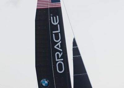 Oracle, AC45, Americas Cup 2015, Solent