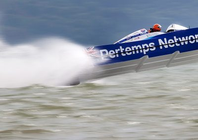 Pertemps P1 Power Boat, Stokes Bay, Gosport