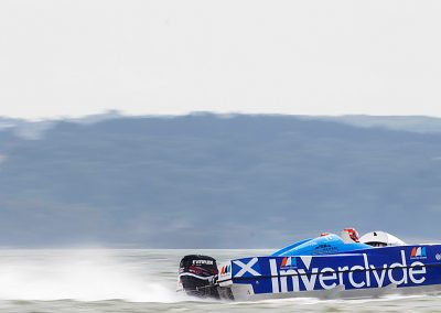Inverclyde - P1 Powerboat, Stokes Bay, Solent 2015