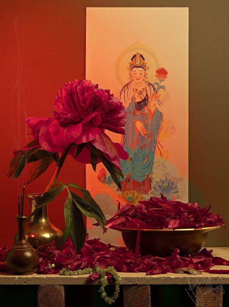 Tara - Buddhist Goddess